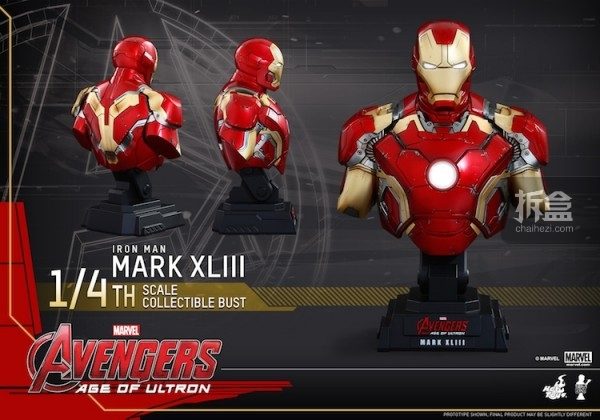 HT-Avengers2-MK43 WR2 BUST-002