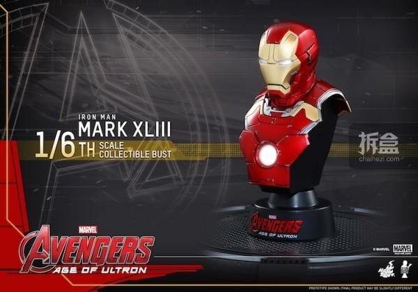 HT-Avengers2-MK43 WR2 BUST-005