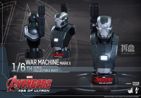 HT-Avengers2-MK43 WR2 BUST-008