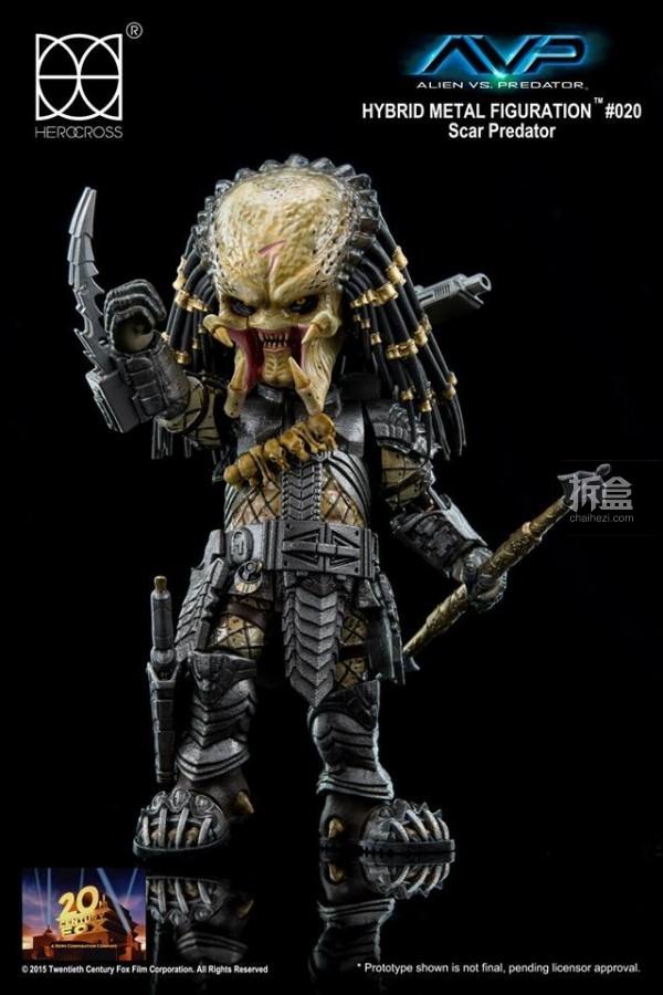 Herocross HMF020 Scar Predator (3)
