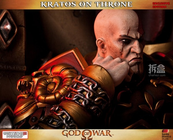 gamingheads-Kratos on Throne-statue (10)