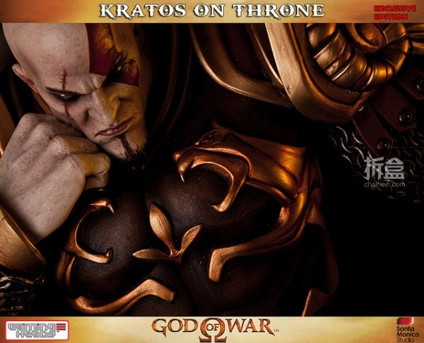gamingheads-Kratos on Throne-statue (11)