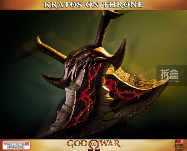 gamingheads-Kratos on Throne-statue (14)