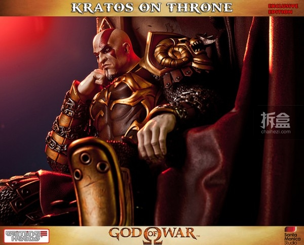 gamingheads-Kratos on Throne-statue (18)