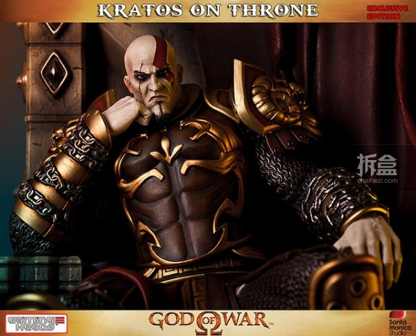 gamingheads-Kratos on Throne-statue (21)