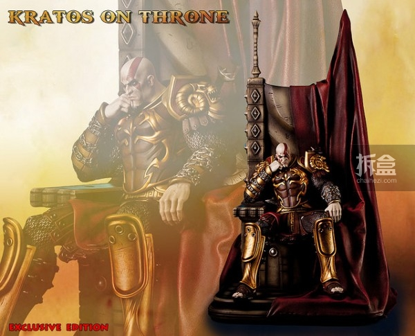 gamingheads-Kratos on Throne-statue (24)