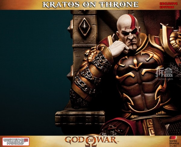 gamingheads-Kratos on Throne-statue (26)