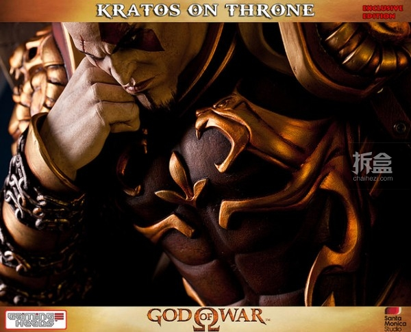 gamingheads-Kratos on Throne-statue (27)