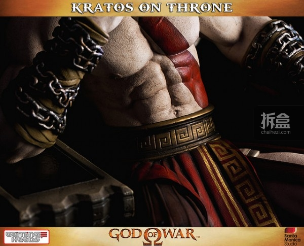 gamingheads-Kratos on Throne-statue (8)