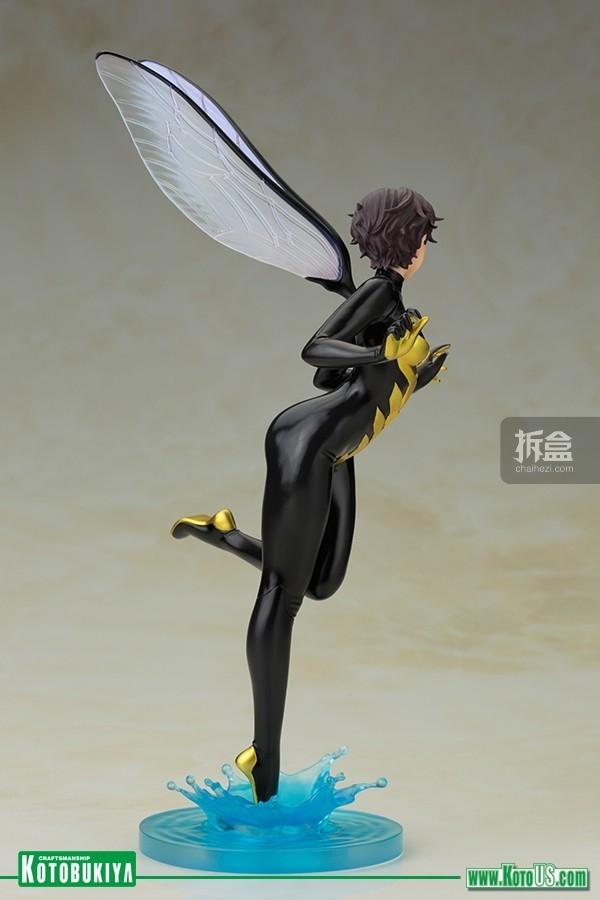 kotobukiya-MARVEL COMICS WASP BISHOUJO STATUE (1)