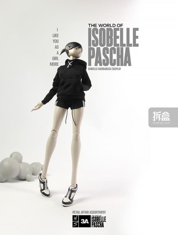 Isobelle Bambaboss Cosplay