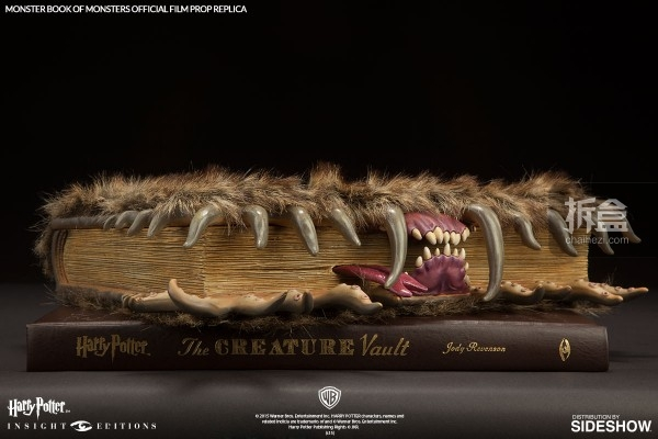 Insight Collectibles-The Monster Book of Monsters (3)