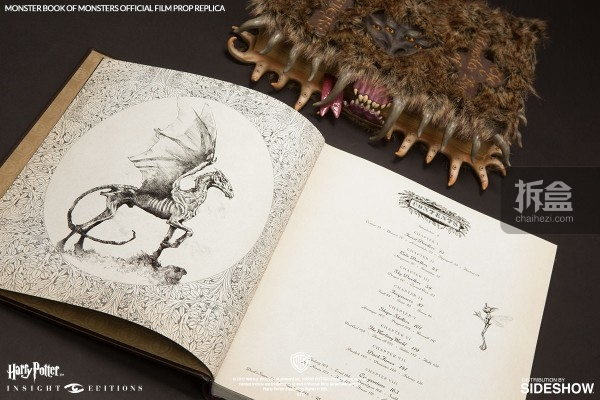 Insight Collectibles-The Monster Book of Monsters (5)