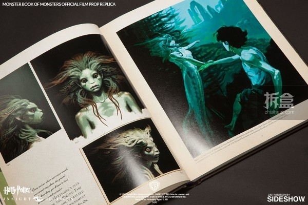 Insight Collectibles-The Monster Book of Monsters (6)