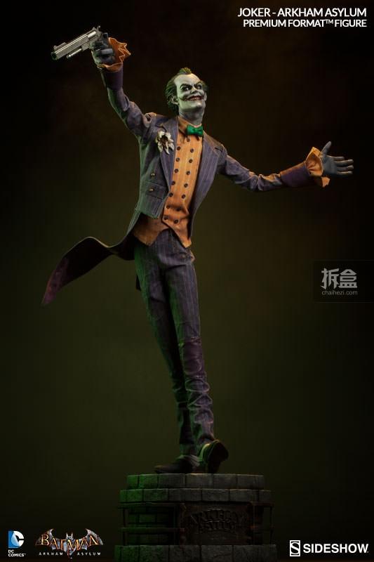 Sideshow-Joker-Arkham Asylum-PF (5)