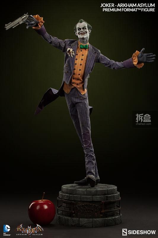Sideshow-Joker-Arkham Asylum-PF (6)