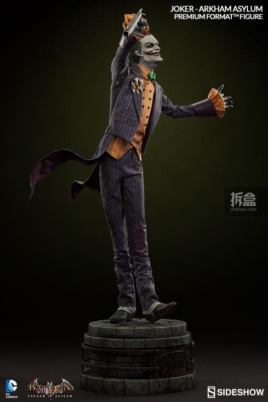 Sideshow-Joker-Arkham Asylum-PF (9)