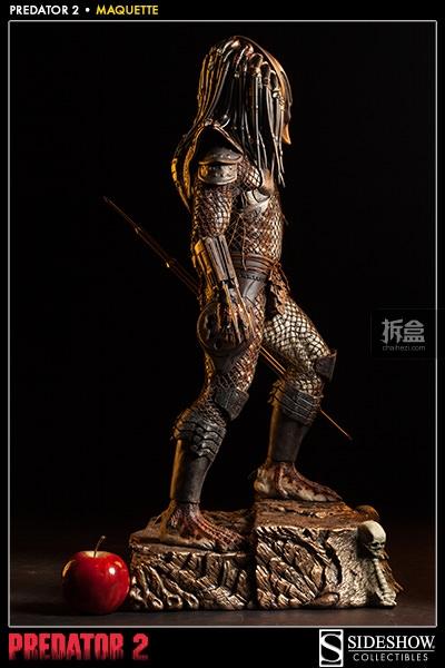 Sideshow-Predator 2-MAQUETTE (12)