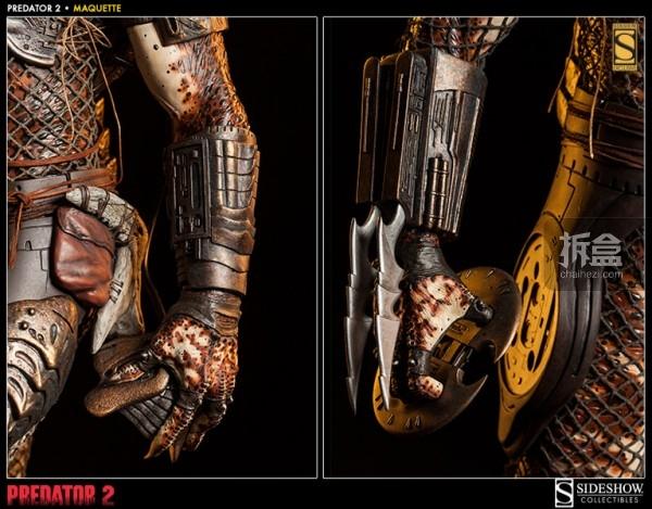 Sideshow-Predator 2-MAQUETTE (13)