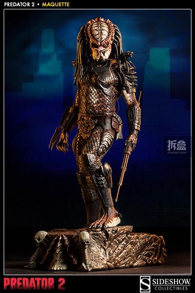 Sideshow-Predator 2-MAQUETTE (3)