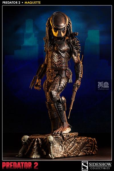Sideshow-Predator 2-MAQUETTE (4)