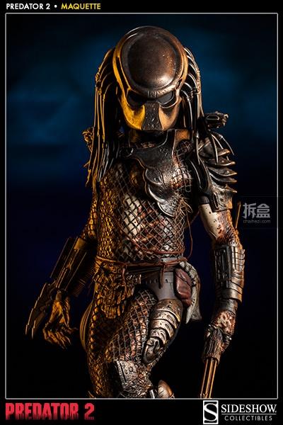 Sideshow-Predator 2-MAQUETTE (5)