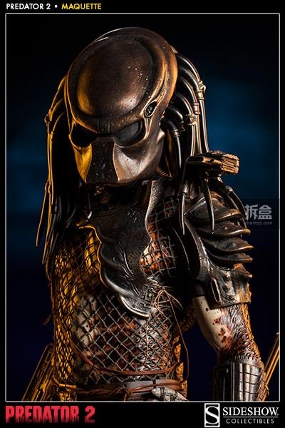 Sideshow-Predator 2-MAQUETTE (6)