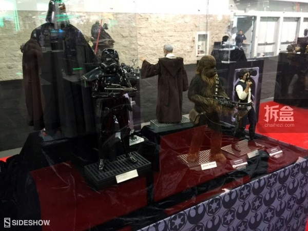 Sideshow Star Wars Celebration 2015 Booth (10)