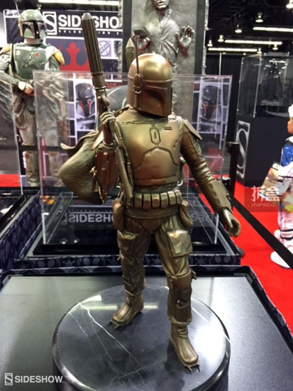 Sideshow Star Wars Celebration 2015 Booth (11)