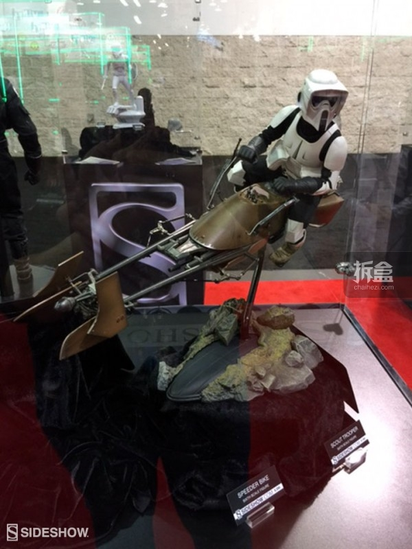 Sideshow Star Wars Celebration 2015 Booth (13)