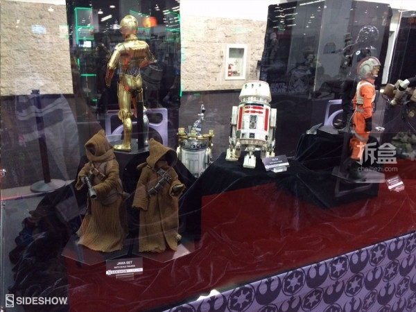 Sideshow Star Wars Celebration 2015 Booth (17)