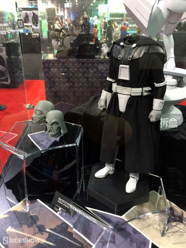 Sideshow Star Wars Celebration 2015 Booth (20)