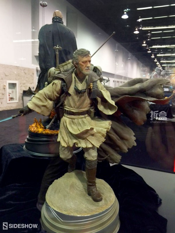 Sideshow Star Wars Celebration 2015 Booth (26)