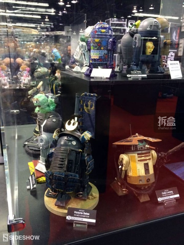 Sideshow Star Wars Celebration 2015 Booth (28)