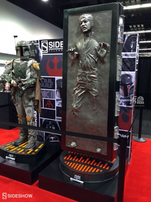 Sideshow Star Wars Celebration 2015 Booth (4)