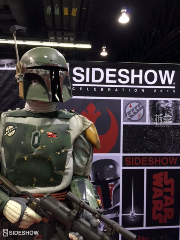 Sideshow Star Wars Celebration 2015 Booth (6)
