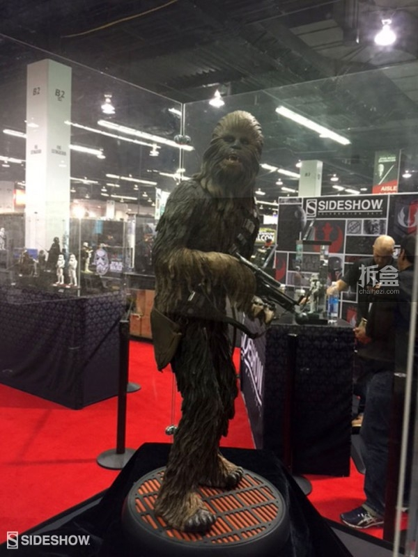 Sideshow Star Wars Celebration 2015 Booth (8)