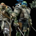 Threezero-TMNT Leonardo and Michelangelo-cover