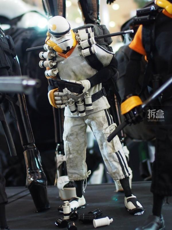 孤星战士TK旧化版(Lonely Star Warrior TK Dirty Sergeant)