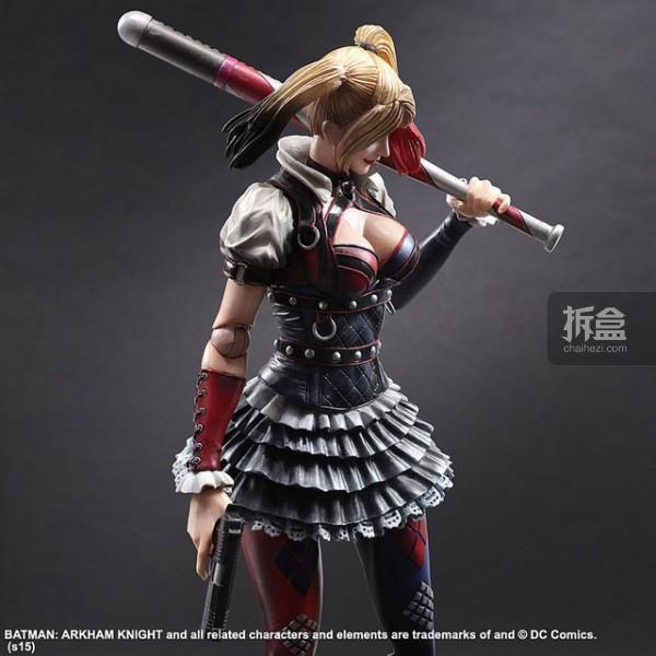 PAK-Arkham Knight Harley Quinn (4)