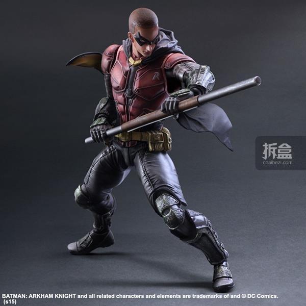 PAK-Batman Arkham Knight-robin-004