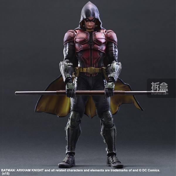 PAK-Batman Arkham Knight-robin-005