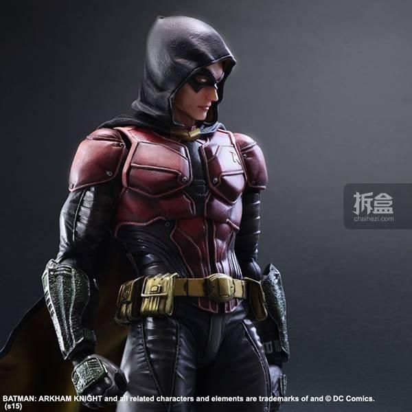 PAK-Batman Arkham Knight-robin-006