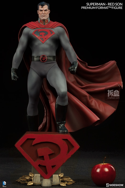 sideshow-superman-redson