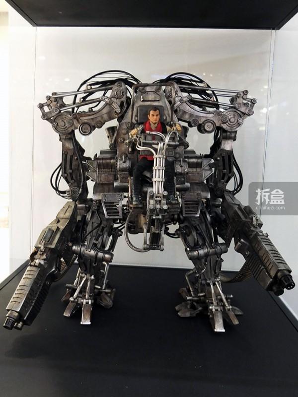 《黑客帝国/Matrix》1:12 APU 载具 & 驾驶员