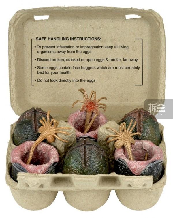 NECA-Alien Eggs in Carton(0)