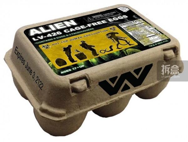 NECA-Alien Eggs in Carton(1)