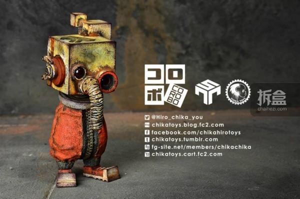 COROBO(鼻子机器人)