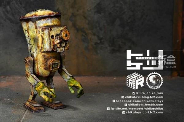 TORIKETSU(开关机器人)