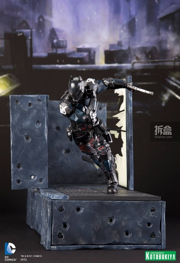 kotobukiya-Arkham Knight-artfx-002